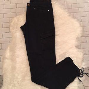 White House Black Market Skinny Leg Jeans Size 8